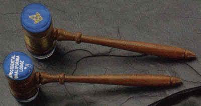 Masonic Gavel 97637 | MOBIARCH